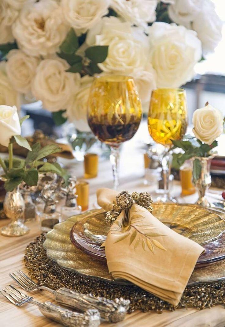 Cómo decorar tu mesa en San Valentín
