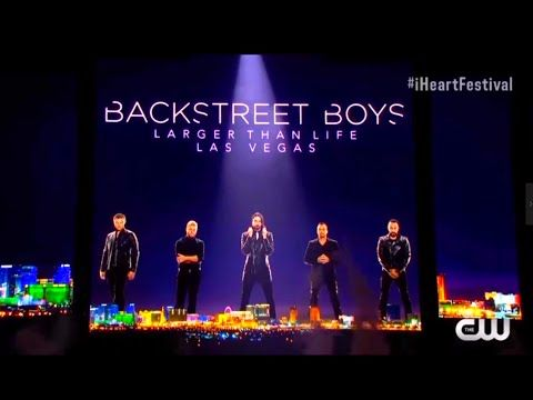 James Corden Performs with The Backstreet Boys - YouTube