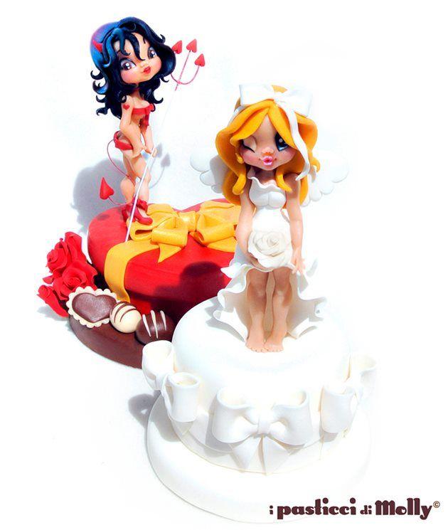 Her cakes are amazing!