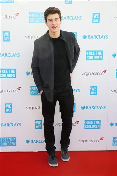 """Stitches"" singer Shawn Mendes -- who first built a following on Vine in 2013 -- released his debut single, ""Life of the Party,"" in June 2014. The 17-year-old's first studio album, ""Handwritten,"" debuted at No. 1 on the Billboard 200 in April 2015."