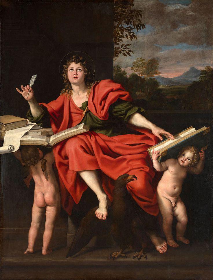 Zampieri St John Evangelist - John the Evangelist - Wikipedia, the free encyclopedia
