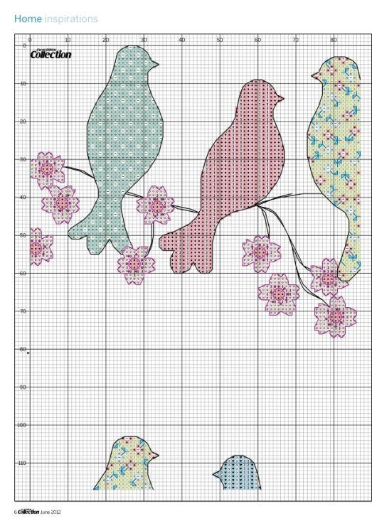 Gallery.ru / Фото #7 - Cross Stitch Collection 210 июнь 2012 - tymannost