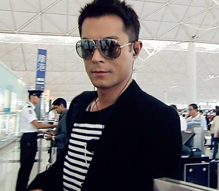 古天乐 Louis Koo facebook. Chinese male actor and model from Hong Kong