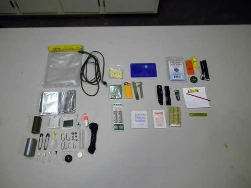 Pocket Survival Kit