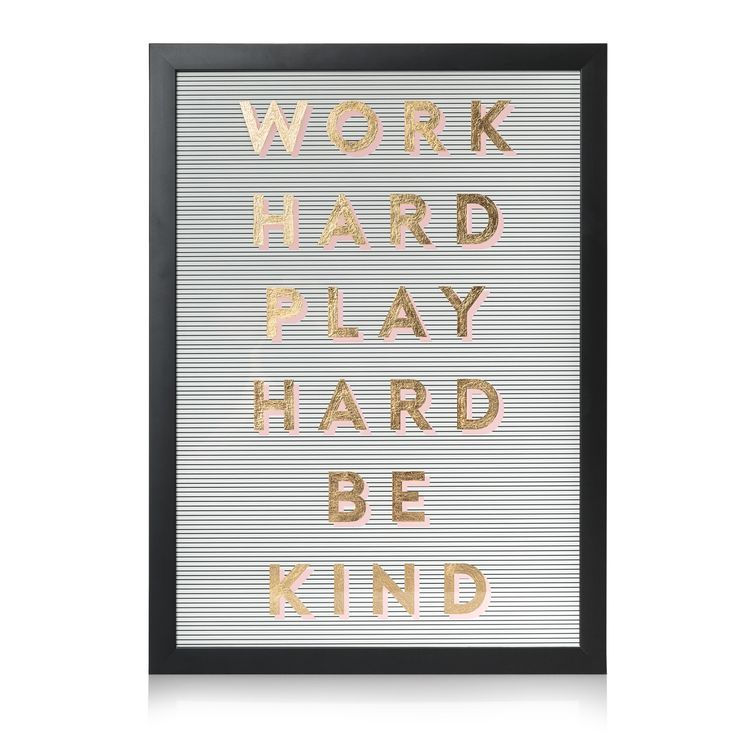 Remember Benebabes Work Hard, Play Hard and Be Kind xx