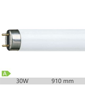 Tub fluorescent T8 Philips Master TL-D Super 80 30W, G13, lumina rece