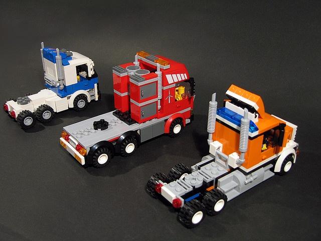 lego trucks