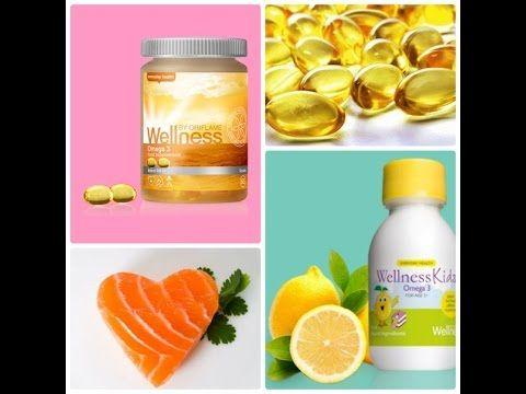 Рыбий жир   Омега 3 от Wellness by Oriflame 1