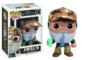 POP DUCK DYNASTY SI VINYL FIG FUNKO  We all love uncle Si.  Get This before Christmas.