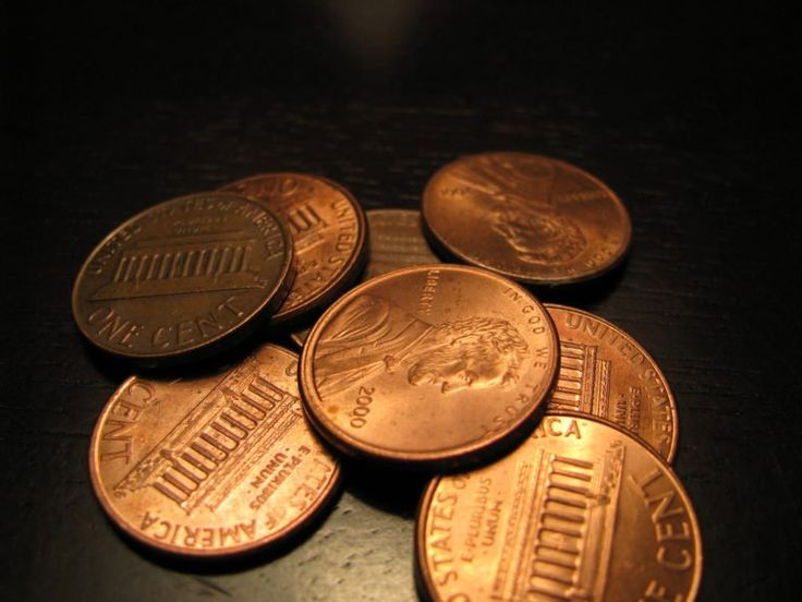 Old Pennies Worth $$ - Here are 8 rare pennies you could find in pocket change worth $1,000 to $85,000 apiece!