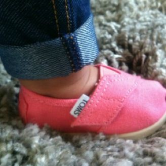 Baby Toms.. gaw....