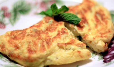 Como preparar un exquisito omelet. http://todogastronomia.org