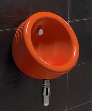 gloo urinal...if we get a chance to build we will have a urinal in the bathrooms