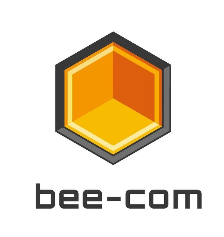 logo  Bee Com by bee-com.deviantart.com on @DeviantArt
