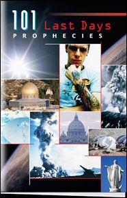 101 prophecies Listed Scripture links We use this tract and the 101 Scientific Facts on Creation when we give bibles to new believers.  We highly recommend these excellent tracts from Eternal Production.  The Bible foretells many signs that would culminate in the last days. Jesus indicated these signs would arise together as His return drew near (Matthew 24:33-34). Though many of these prophecies won't climax until the tribulation period, our generation is the first to see every trend in…