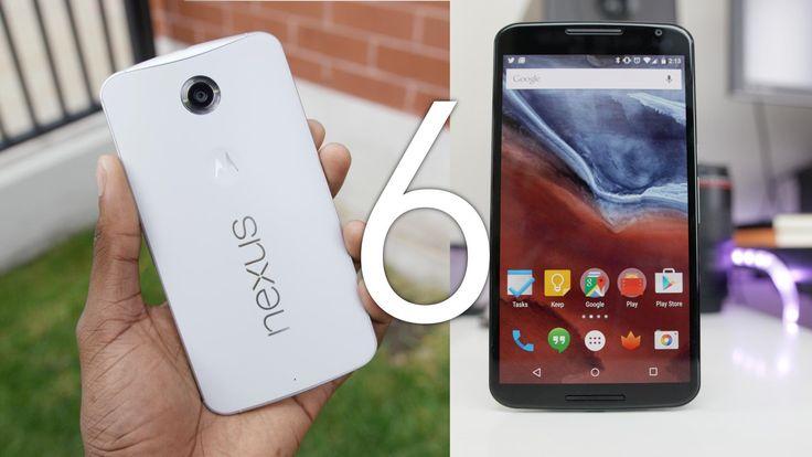 Google Nexus 6 Review! Published on Nov 15, 2014 Google's Lollipop flagship, AKA Shamu: Nexus 6!