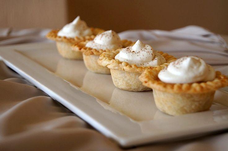 Mini Pumpkin Pies for neighbor gift giving?