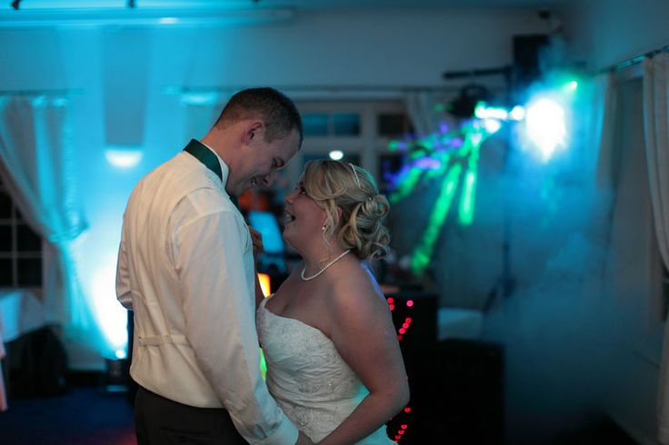 The first dance at the Howfield Manor Hotel