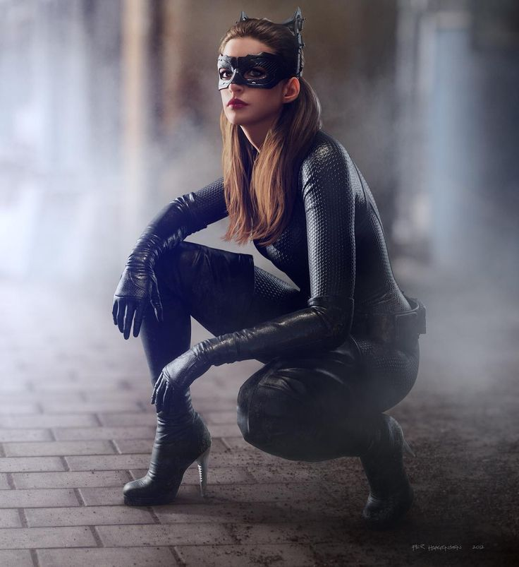 17 Best Images About Catwoman On Pinterest