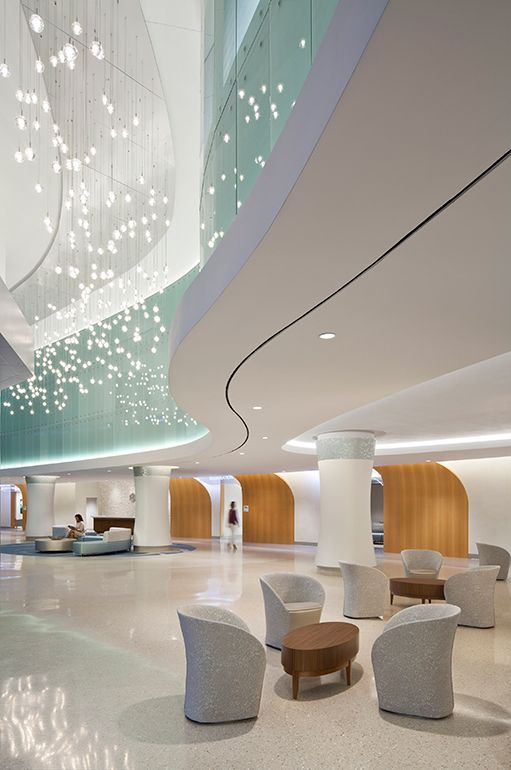 The Winners of the IIDA Healthcare Interior Design Competition 2016