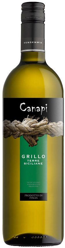 Verfrissende witte wijn http://www.wijnplaza.be/canapi-grillo-sicilie-italie.html wine mxm