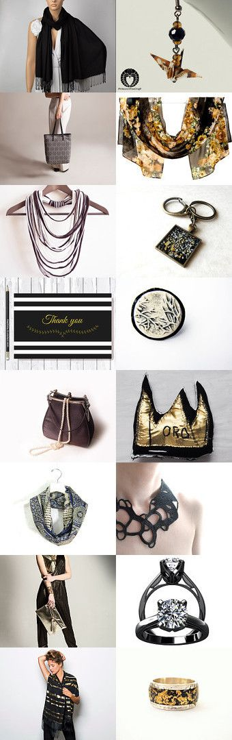 Gold by D.K. on Etsy--Pinned with TreasuryPin.com