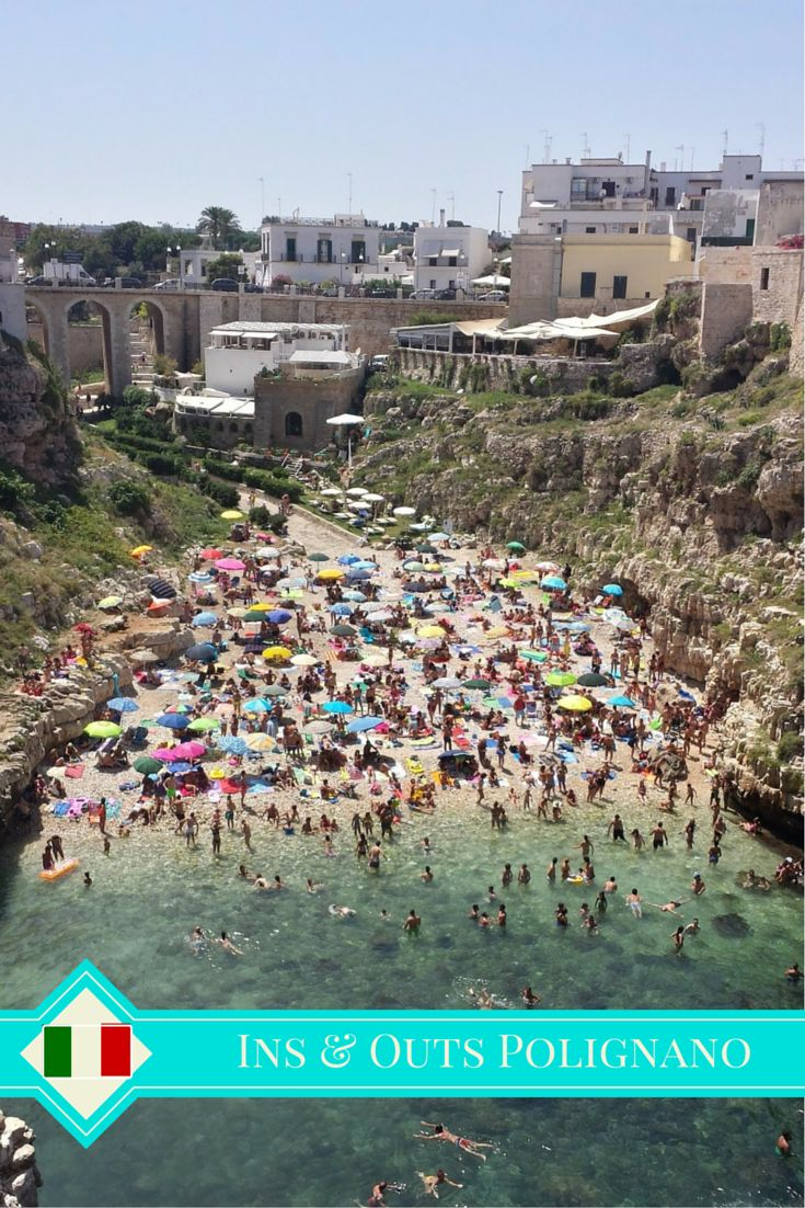Ins and outs of Polignano. Places to go to in Polignano. Photography of Polignano. Visit Polignano