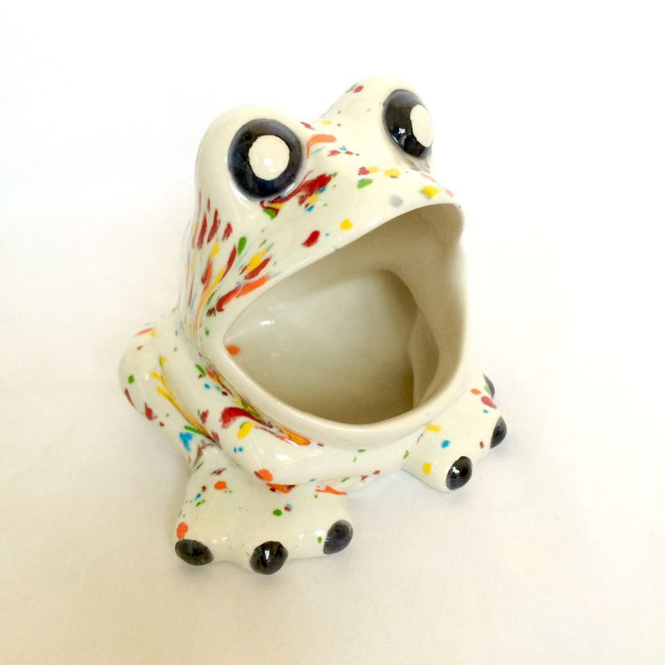 15 best Pottery - Frogs Big Mouth images on Pinterest ...