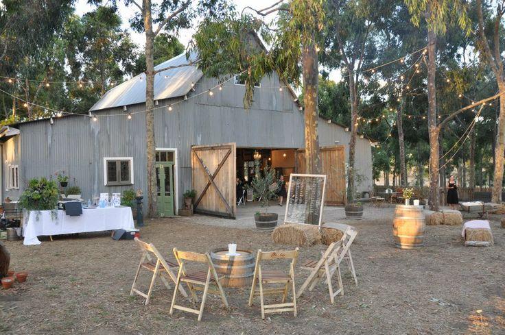The Barn, Wallington, Victoria, Wedding