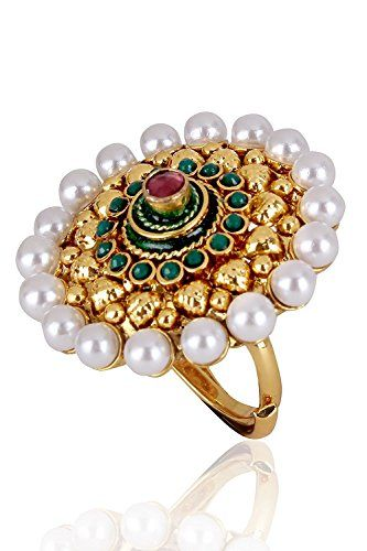 Indian Bollywood Gold Plated White Pearls Red & Green Sto... https://www.amazon.ca/dp/B06XQSD56Z/ref=cm_sw_r_pi_dp_x_zI6Zyb64958MQ