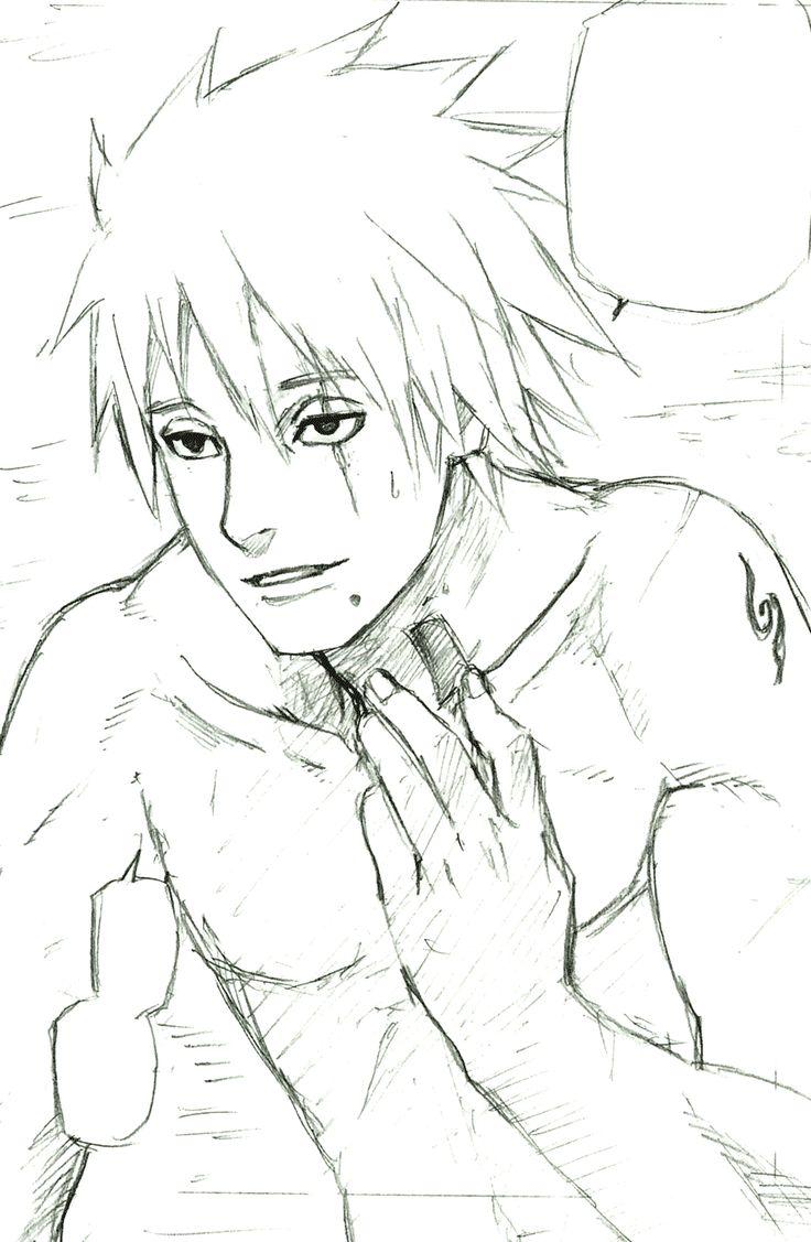 Kakashi's TRUE FACE
