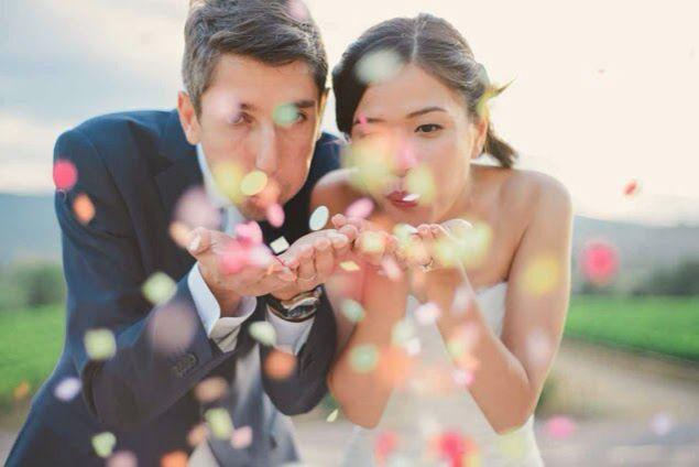 www.trendyweddingleblog.com Nhu-et-Pierre, mariage, provence - roquebrun