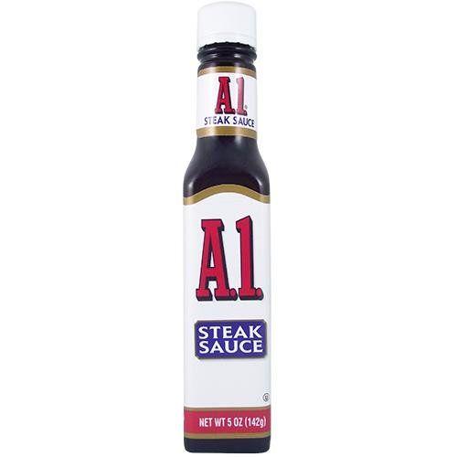From 3.89 (offer) A1 Steak Sauce 5 Oz (142g)