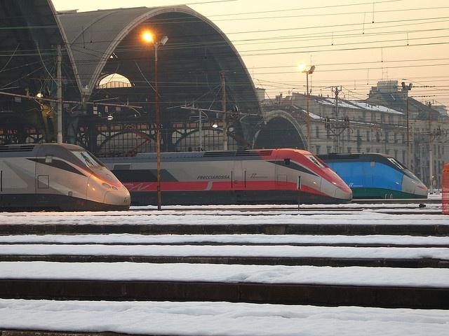 Milano Centrale - Freccia Rossa