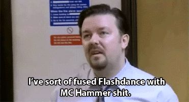 Pix For > Ricky Gervais The Office Gif