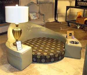 Luxury Dog Bed - can you imagine! LOL - definitely need a bigger place!