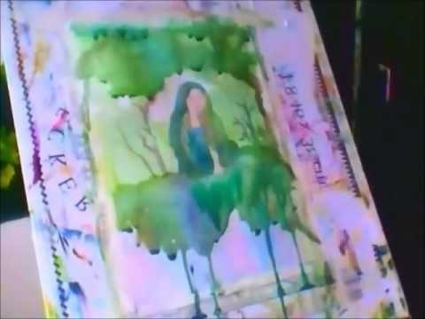 Maahetar Watercolor Painting Time Lapse