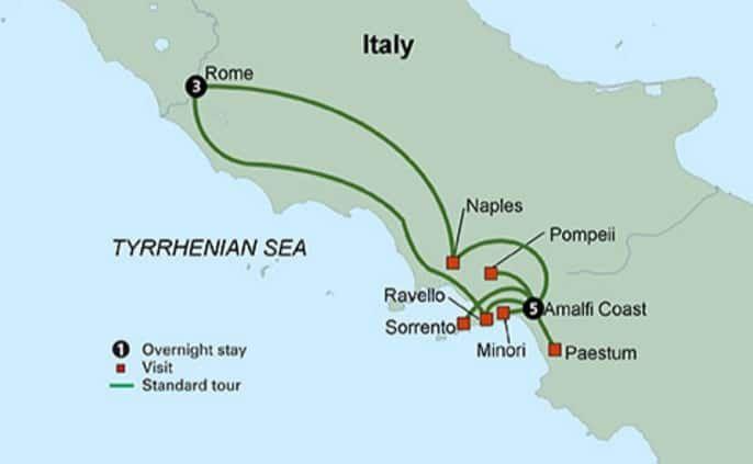 c7aa07f61b0a9eaa54498acb8b669ae9 - How Do You Get From Rome To Amalfi Coast