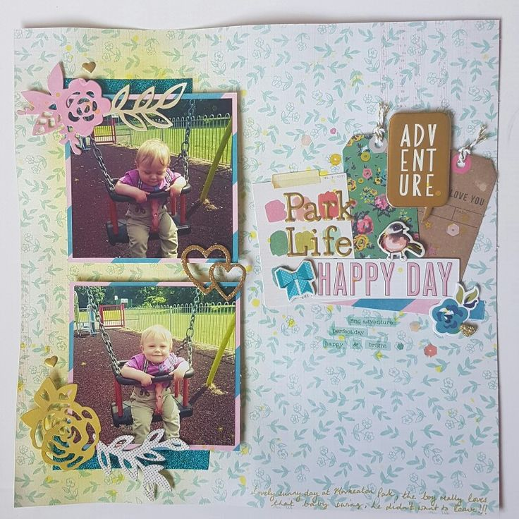 Layout using the December 2015 Hip Kit