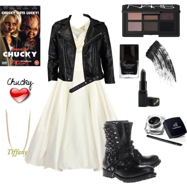 """Bride of Chucky"" by piscesautumn on Polyvore"