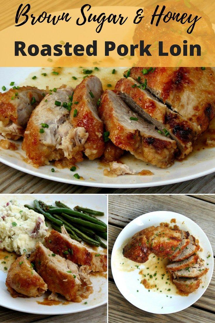 Easy oven baked pork loin recipes