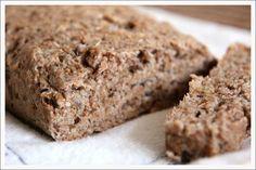 Rita anti-candida konyhája: Anti-candidás kenyér