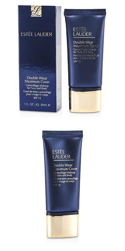 Other Makeup: Estee Lauder Double Wear Maximum Cover Camouflage - #13 Tawny (3W1) 30Ml/1Oz BUY IT NOW ONLY: $46.49