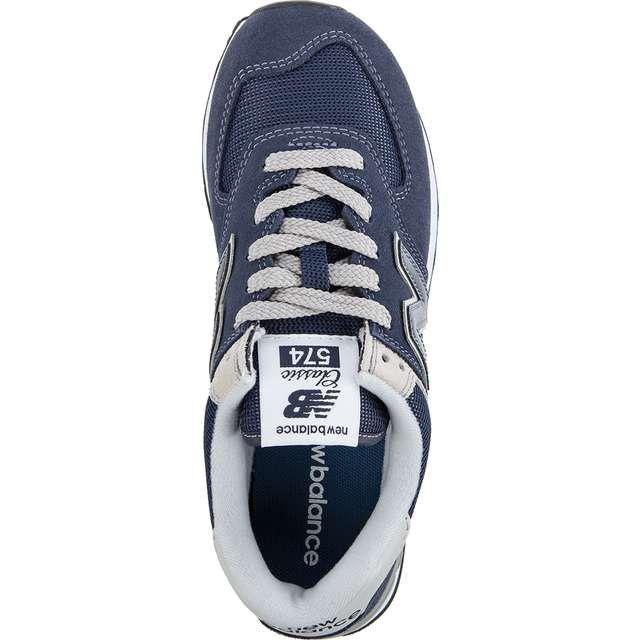 Sportowe Damskie Newbalance New Balance Granatowe Wl574en Navy With White New Balance Keds Sketchers Sneakers