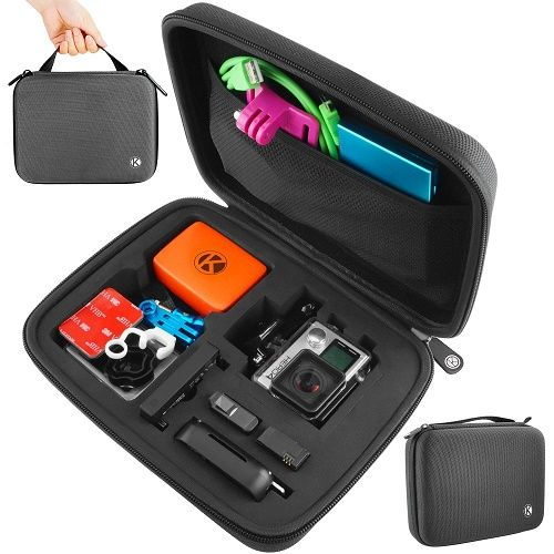 Top 5 Best GoPro Cases/Bags of 2016 Full Topic  http://dslrbuzz.com/top-5-best-gopro-cases-bags/