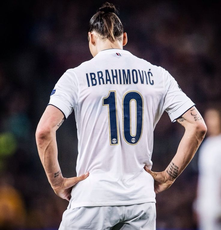 Zlatan Ibrahimovic Refuses To Celebrate As He Nets For Psg: Zlatan Ibrahimovic (Sweden)