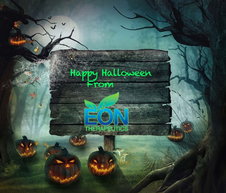 Have a happy and safe Halloween from #eontherapeutics!!!