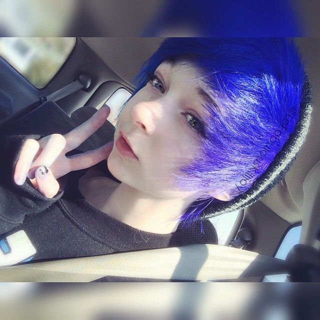 Best Kat Images On Pinterest Hair Goals Hairstyle And Emo - Emo girl hairstyle video