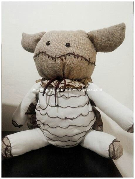 He is Bensprout!   #primitivedoll #dolls #rag #ragdolls #burlap #folkarts #handmade #crafts #DIY