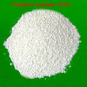 High Quality Agriculture Fertilizers Sop White Powder / Potassium Sulfate on Made-in-China.com